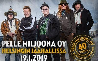 Pelle Miljoona Oy19/01/2019