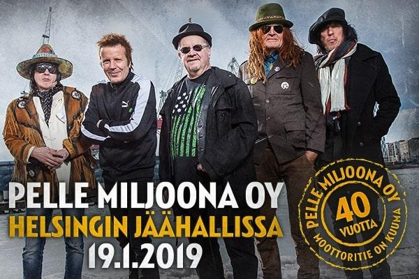 Pelle Miljoona Oy