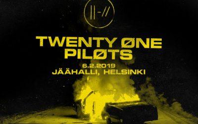 TWENTY ONE PILOTS06/02/2019