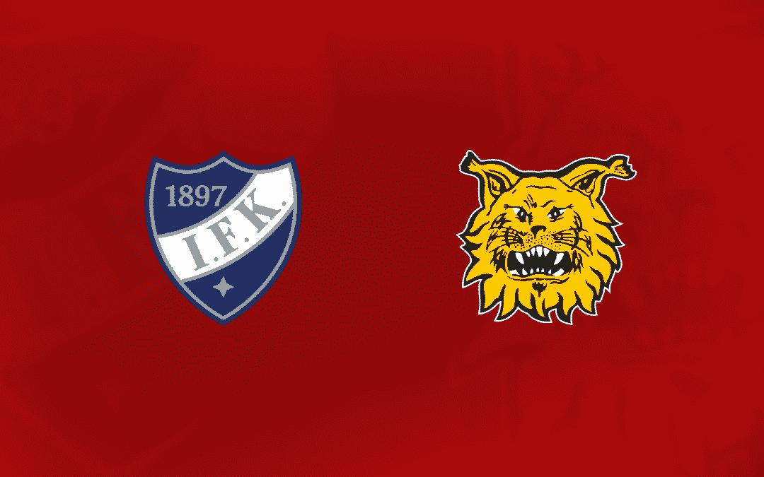 HIFK-ILVES 30.10. klo 17:00