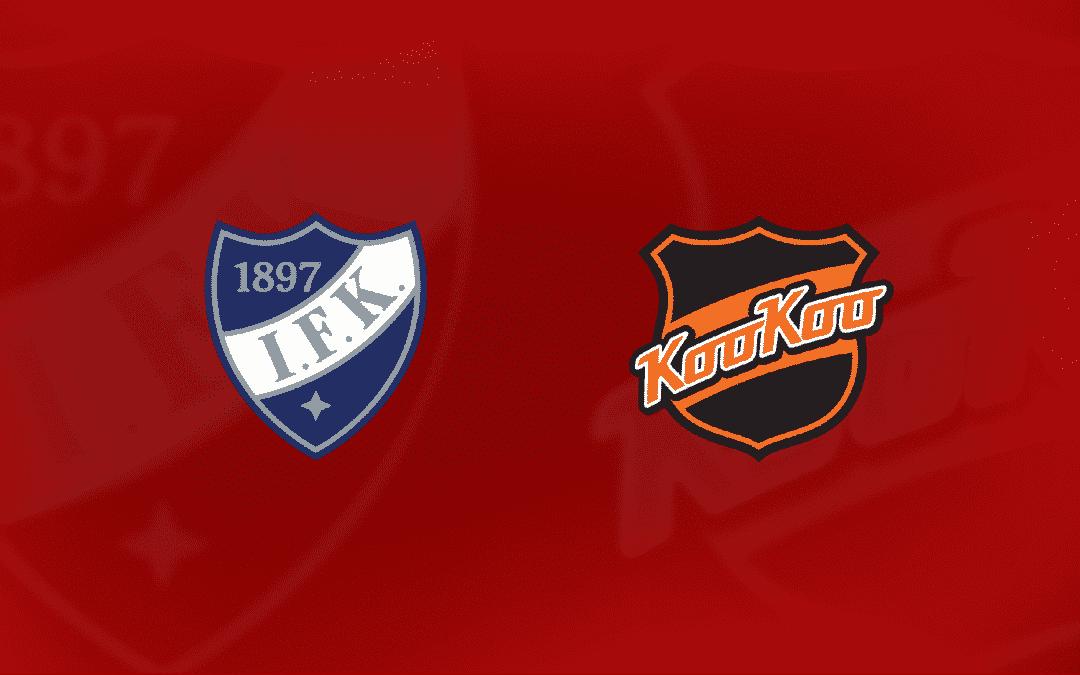 HIFK – KooKoo  15.11.21 klo 18:30