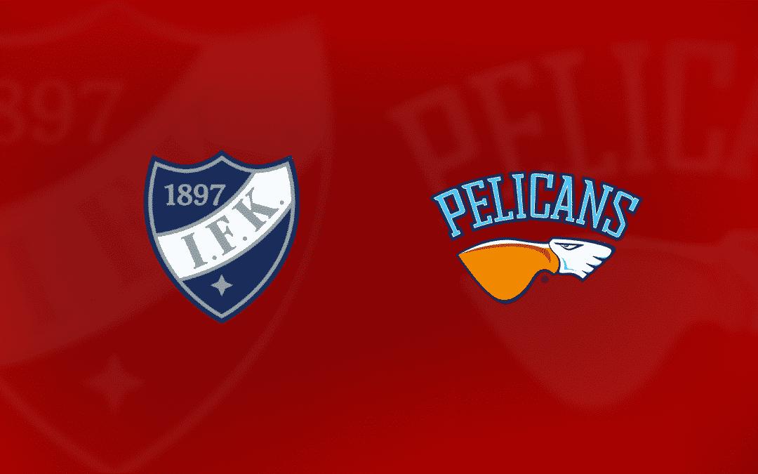 HIFK – Pelicans 6.10.2020 klo 18:30