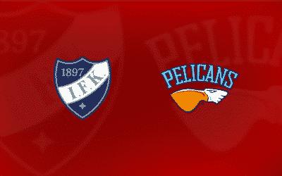 HIFK – Pelicans klo 18:30