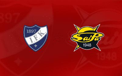 HIFK – SaiPa klo 18:3012/12/2018