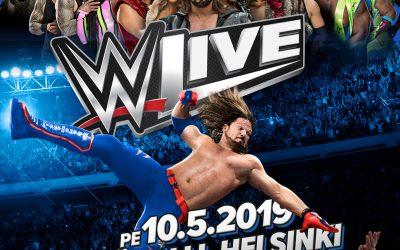 WWE Live10/05/2019