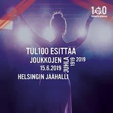 TUL 100 VUOTTA – JOUKKOJEN JUHLA15/06/2019
