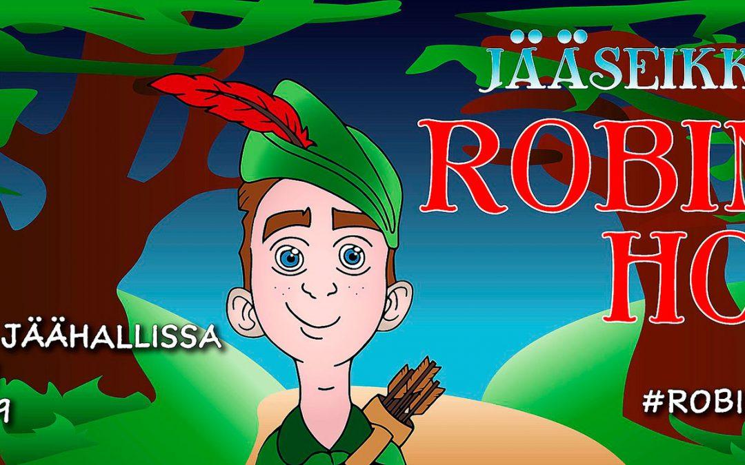 Jääseikkailu Robin Hood 2019 24-25.3.19