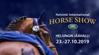 Tervetuloa Suomen suurimpaan hevostapahtumaan 23-27.10.19