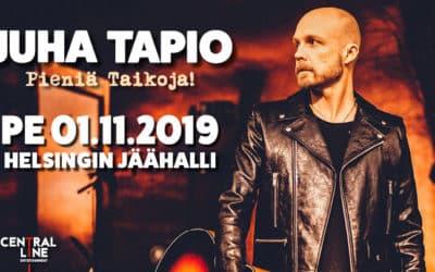 Yleisön pyynnöstä, kerran vielä! Vuoden upeimman konserttikiertueen loppuhuipentuma:01/11/2019