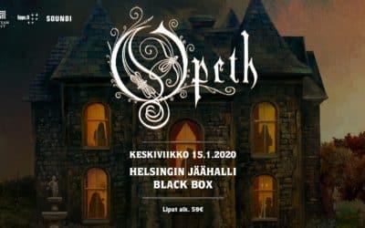 Opeth15/01/2020