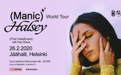 Halsey26/02/2020