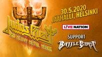 Judas Priest30/05/2020