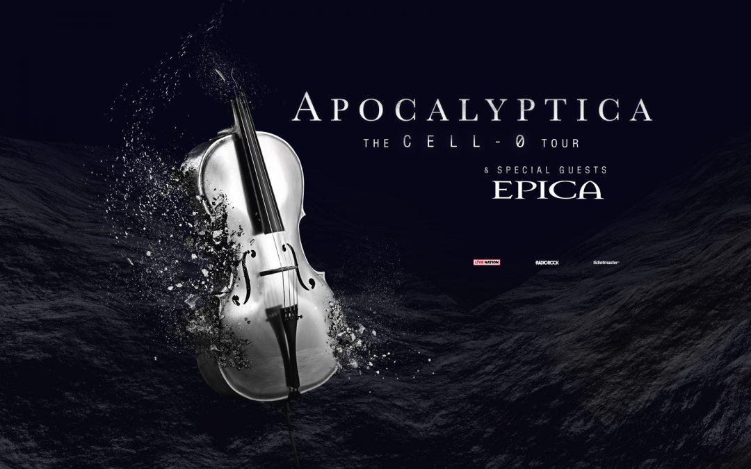Apocalyptica 25.2.2022